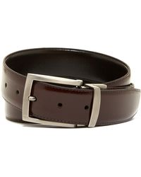 Boconi - Mccartney Leather Belt - Lyst