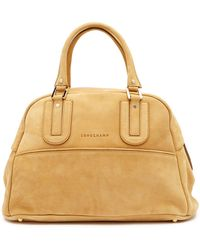 Longchamp - Cosmos Kudu East/west Leather Shopper - Lyst