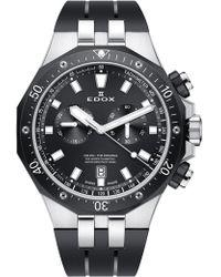 EDOX Watches - Men's Delfin Sport Watch, 43mm - Lyst