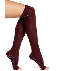 ToeSox - Scrunch Half Toe Grip Socks - Lyst