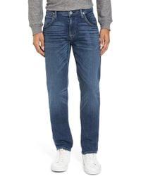 Hudson Jeans - Blake Slim Fit Jeans (calloway) - Lyst