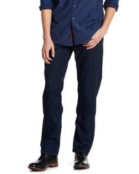 Robert Graham - Blue Note Woven Classic Fit Jeans - Lyst