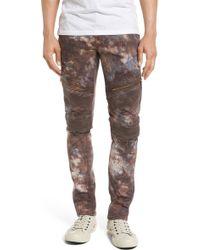 Rock Revival - Skinny Fit Moto Jeans - Lyst