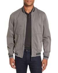 Ted Baker - Robot Laundered Bomber Jacket - Lyst