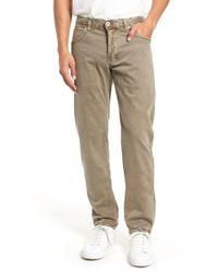 Billy Reid - Slim Fit Selvedge Jeans - Lyst