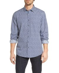 Rodd & Gunn - Marshland Sports Fit Sport Shirt - Lyst