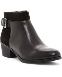 Naturalizer - Wanya Buckle Bootie (women) - Lyst