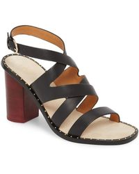 Joie - Onfer Studded Strappy Sandal (women) - Lyst