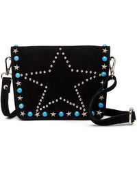 Raj - Star Studded Messenger Bag - Lyst