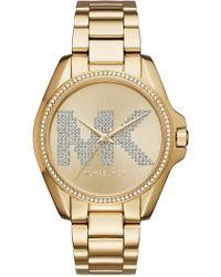 MICHAEL Michael Kors - Women's Bradshaw Bracelet Watch, 43mm - Lyst