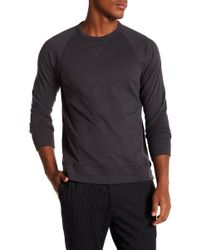 Jason Scott - Banks Raglan Tee - Lyst