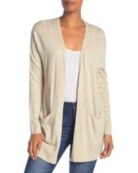 cb2d99a9d3 Madewell Summer Ryder Cardigan Sweater In Stripe - Lyst