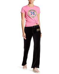 Juicy Couture - Collegiate Glam Pant - Lyst