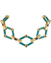 House of Harlow 1960 - Valda Statement Necklace - Lyst