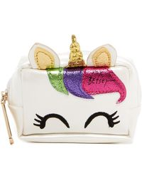 Betsey Johnson - Embellished Critter Pill Box & Case - Lyst