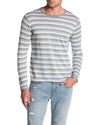 Loft 604 - Crew Neck Long Sleeve Pullover Shirt - Lyst
