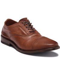 Frye - Paul Bal Leather Oxford - Lyst