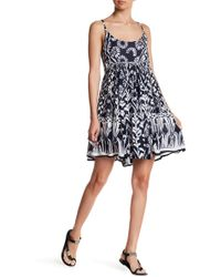 Raga - Tropic Blues Short Dress - Lyst