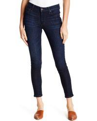10302c64b72a8 Joe s Jeans - Honey Curvey Skinny Ankle Jeans - Lyst