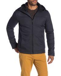 c28a2b36a2d9 Bench - Soft Shell Fleece Lined Zip-up Hoodie - Lyst