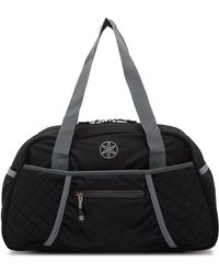 Gaiam - Duffle Bag - Black/grey - Lyst