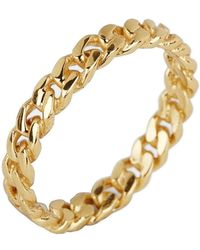 Argento Vivo - Twisted Band Ring - Lyst