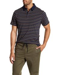 Tavik - Swift Knit Polo Shirt - Lyst