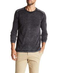 Autumn Cashmere - Crossover Cashmere Crew Neck Sweater - Lyst