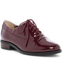 Restricted - Teddy Heeled Oxford - Lyst