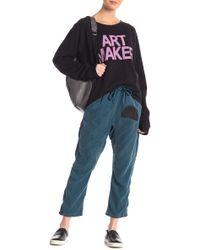 FREE CITY - Satin Samurai Pants - Lyst