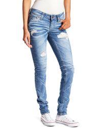Affliction - Raquel Rising Liningston Skinny Jeans - Lyst