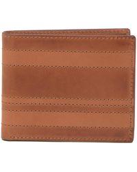 Fossil - Daniel Bifold Rfid Leather Wallet - Lyst