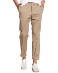 Vince - Clean Chino Trousers - Lyst