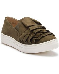 Seychelles - Quake Suede Slip-on Trainer - Lyst
