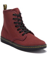 Dr. Martens - Shoreditch Canvas Sneaker - Lyst
