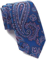 Ted Baker - Paisley & Floral Tie - Lyst