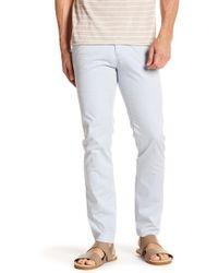 """T.R. Premium Comfort Fit Casual Pants - 32-34"""" Inseam - Blue"""