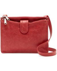 Hobo - Goldie Leather Crossbody Bag - Lyst