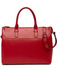 Lodis - Audrey Wilhelmina Leather Work Satchel - Lyst