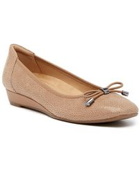 Naturalizer - Dove Iridescent Flat - Multiple Widths Available - Lyst