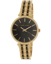 Anne Klein - Women's Blush Glossy Bracelet Watch, 32mm - Lyst