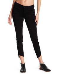 Siwy | Distressed And Paint Detail Skinny Leg Jeans | Lyst