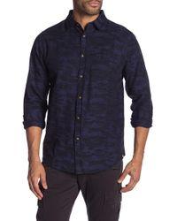 Sovereign Code - Trap Camo Regular Fit Shirt - Lyst