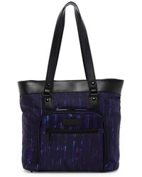 Kenneth Cole - Real Collection Softside Shopper's Tote - Lyst