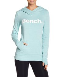Bench - Essential Logo Hoodie - Lyst