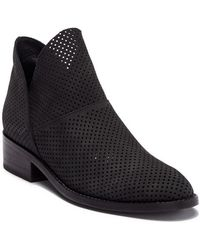 Eileen Fisher - Leaf 2 Leather Ankle Leather Bootie - Lyst