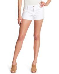 Joe's Jeans - Cut Off Frayed Shorts - Lyst