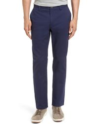 Bonobos - Slim Fit Washed Stretch Cotton Chinos - Lyst