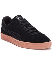 PUMA Suede Classic Pincord brown in Brown for Men - Lyst 907b38d32