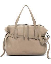 Liebeskind Berlin - Caribou Vintage Lux Collection Leather Satchel - Lyst